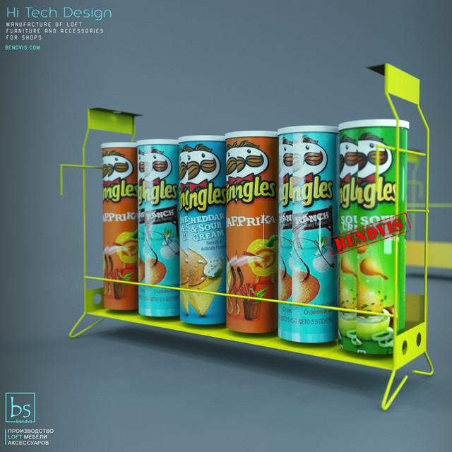 Рекламные подставки торговое оборудование Bendvis