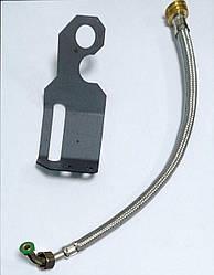 991830,65101719 Шланг, крепления бака  газового котла Ariston Uno MFFI (турбированная версия)