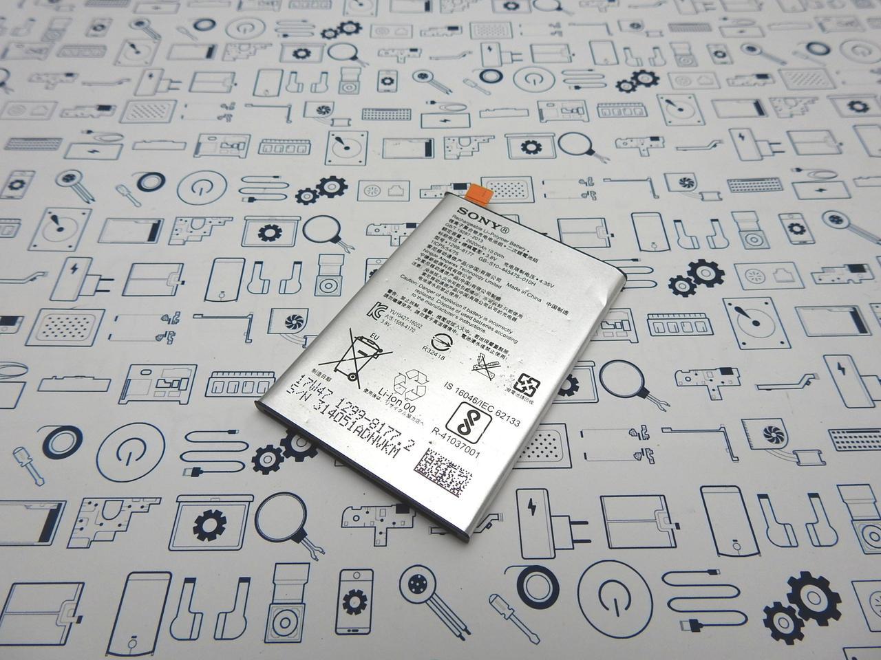Батарея аккумуляторная Sony Xperia L1 G3312 Сервисный оригинал с разборки (до 10% износа)