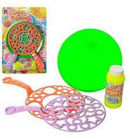 Мыльные пузыри игра, запаска 110мл, емкость, формы 2шт