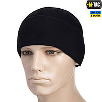 Шапка M-Tac Watch Cap Elite флис (260г/м2) Dark Navy Blue, фото 1
