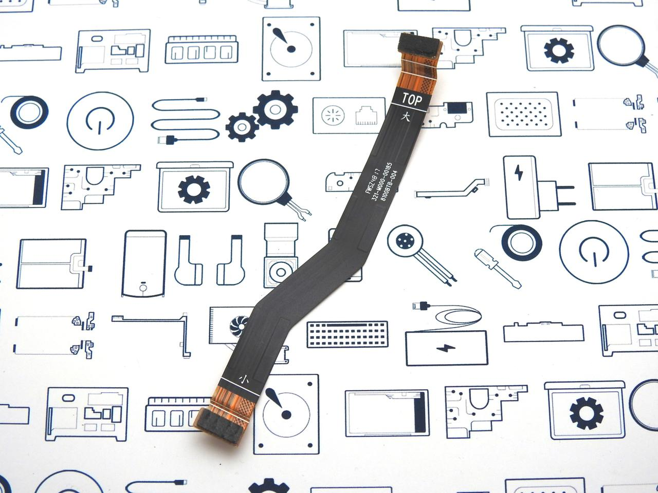 Основной шлейф Sony Xperia L1 G3312 Сервисный оригинал с разборки