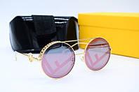 Солнцезащитные очки Fen 20280 зеркало в золоте, фото 1
