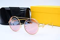 Солнцезащитные очки Fen 20280 розовые, фото 1