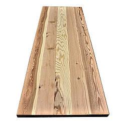 Барная деревянная столешница из цельноламельного дерева
