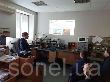 Навчання співробітників ДТЕК роботі з аналізаторами якості електричної енергії