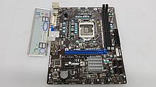 Материнская плата MSI H61M-P20 (s1155, DDR3, Intel H61, PCI-Ex16)