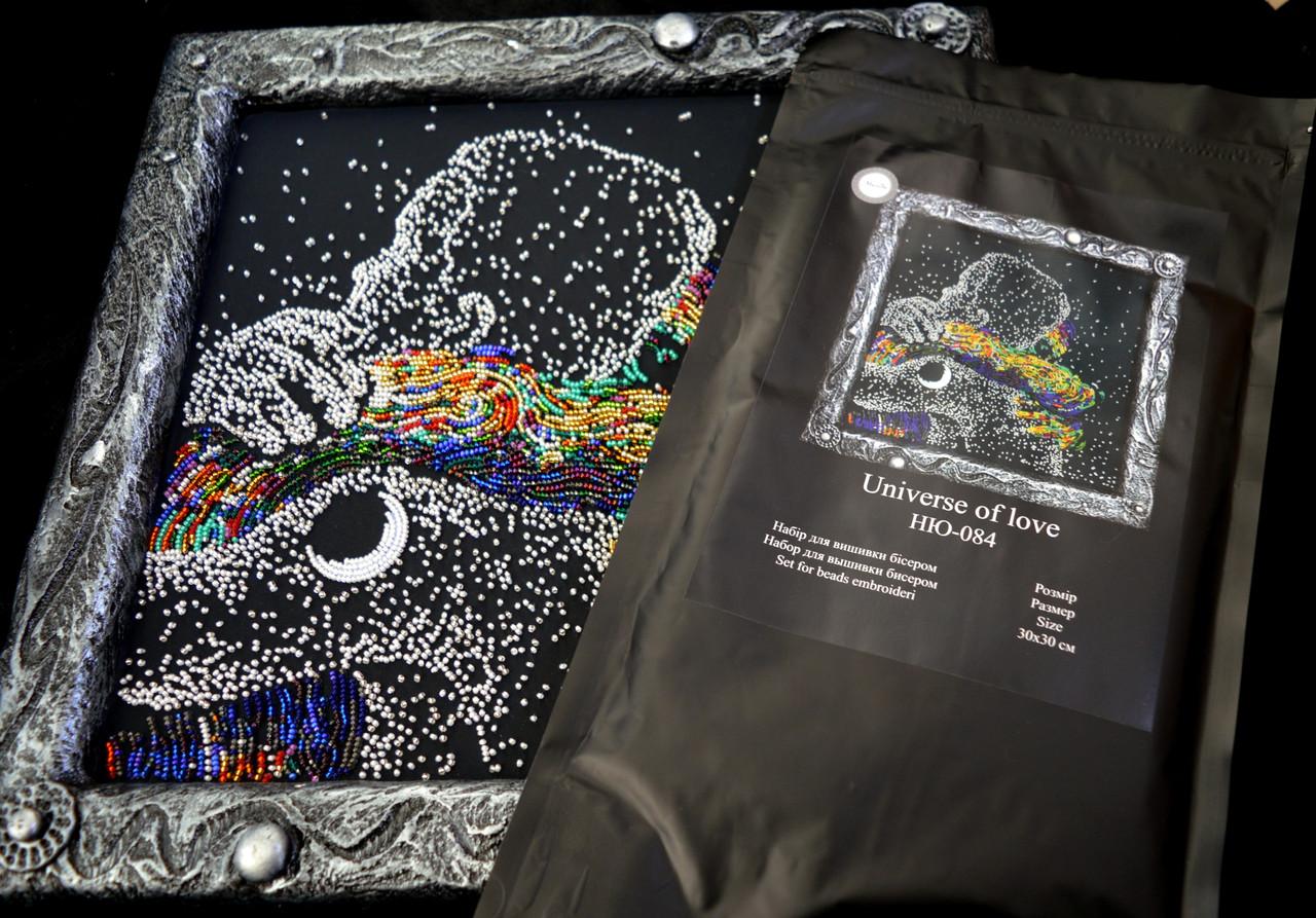 НЮ-084 Вселенная Любви.Набор для вышивки бисером
