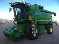 Зернозбиральний комбайн JOHN DEERE W650 2011 року, фото 1