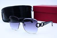 Солнцезащитные очки F 1826 черные, фото 1