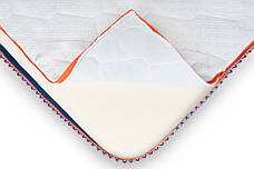 Мини-матрас скрученный Sleep&Fly mini ЕММ Flex mini (Флекс мини) стрейч, фото 3