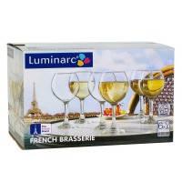 Набор бокалов для вина luminarc Французский ресторанчик 6 штук 210 мл (h94511)