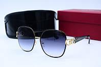Солнцезащитные очки F 20268 черные, фото 1