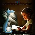 Настольная лампа Promate Goofy Blue, фото 2