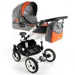 Детская коляска универсальная 3 в 1 Adbor Ottis 33 (Адбор, Польша)