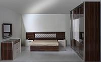 Образцы мебели из МДФ плиты для спальни, подростков и молодёжи, гостинной, прихожей,кухни. Стр.4