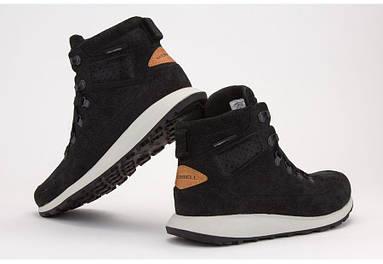 Оригинал Зимние Мужские Ботинки Высокие Merrell J21075