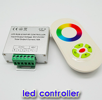 Пульт для светодиодной ленты RGB 12V
