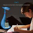Настольная лампа Promate Tom  Blue, фото 3