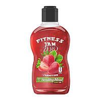 Джем без сахара и калорий со вкусом клубники Power Pro Fitness Jam Zero 200 g