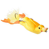 Воблер Savage Gear 3D Hollow Duckling weedless L 100mm 40g 03-Yellow