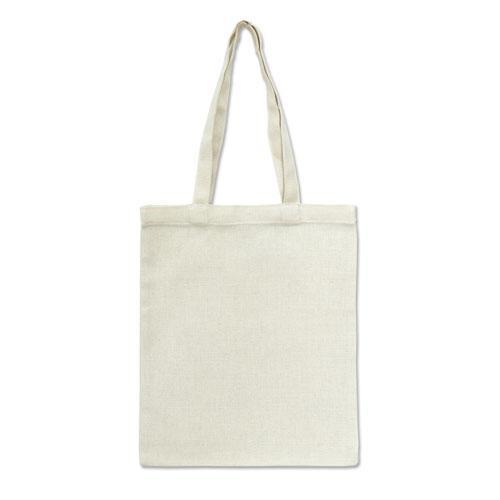 Эко-сумка из хлопка (35х41 см.), 210 г/м2, шоппер, сумка для покупок, фото 1