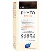 Фито Фитоколор крем-краска Phyto PHYTOCOLOR COLORATION ТОН 4.77