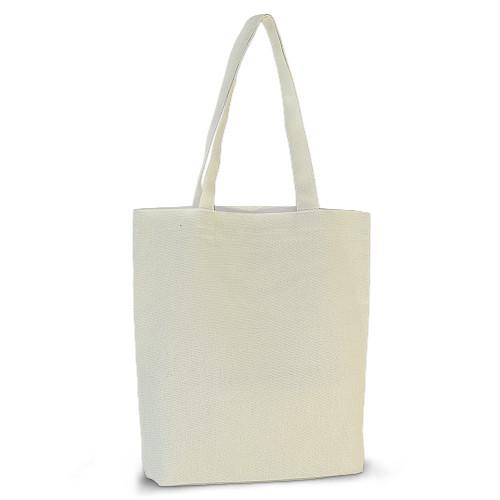 Эко-сумка из хлопка (35х7х38 см.), 210 г/м2, шоппер, сумка для покупок