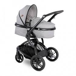 Детская коляска трансформер Lorelli Lumina (grey)