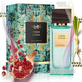 Жіноча парфумована вода. Rituals Poème d Azar. 50мл. Виробництво-Нідерланди