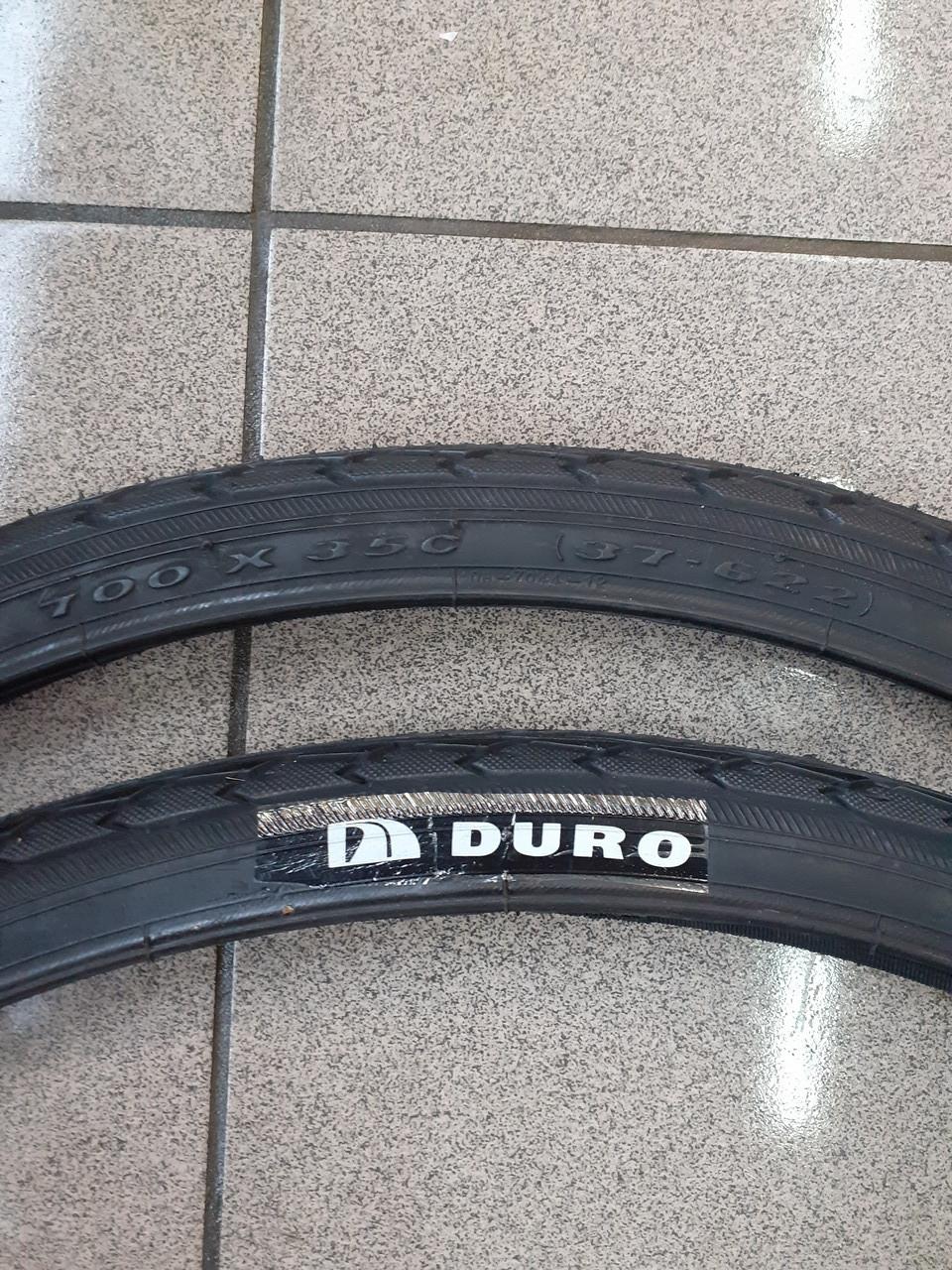 Покришка велосипедна DURO 37*622