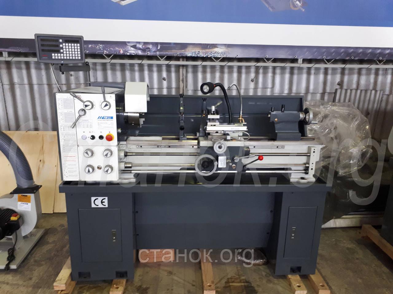FDB Maschinen Turner 320-1000 S DPA Токарный станок по металлу винторезный фдб 320 1000 с дпа тюрнер машинен