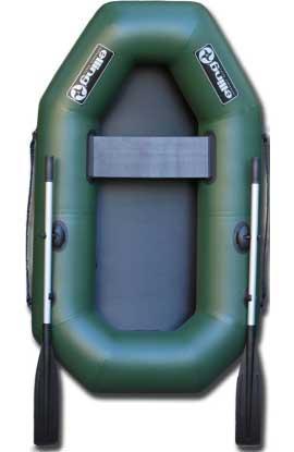 Надувная лодка Elling Навигатор N190
