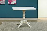 Компактный, кухонный стол из массива дерева -Моно