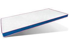 Міні-матрац скручений Sleep&Fly mini ЕММ Flex 2 в 1 Kokos (Флекс 2 в 1 кокос) стрейч, фото 3