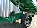 Коммунальный прицеп для трактора, фото 4