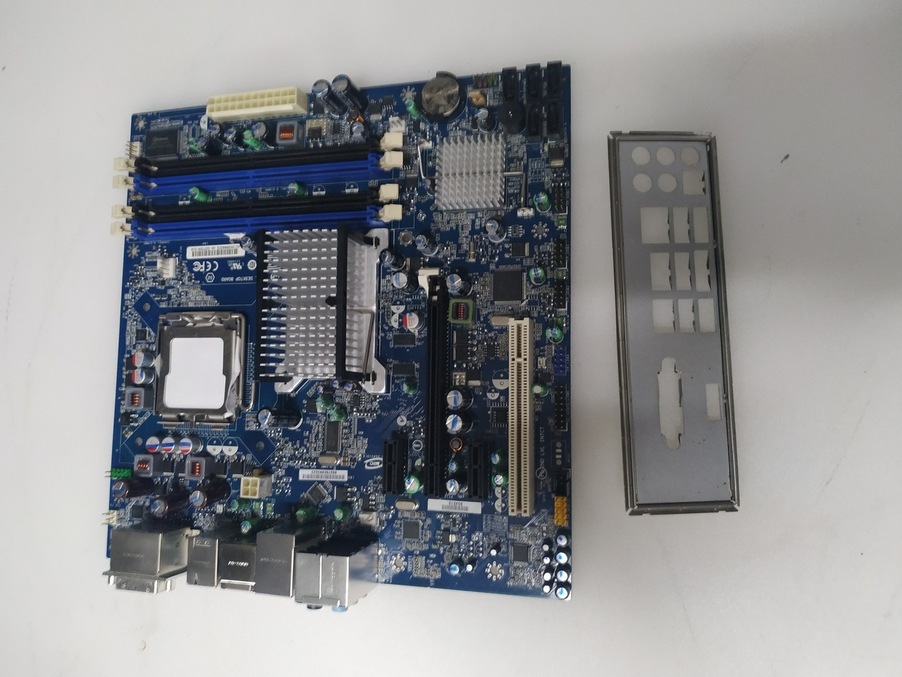 Материнская плата Intel Desktop Board DG45ID (LGA 775, Intel G45 / Intel ICH10R, Core 2 Duo)