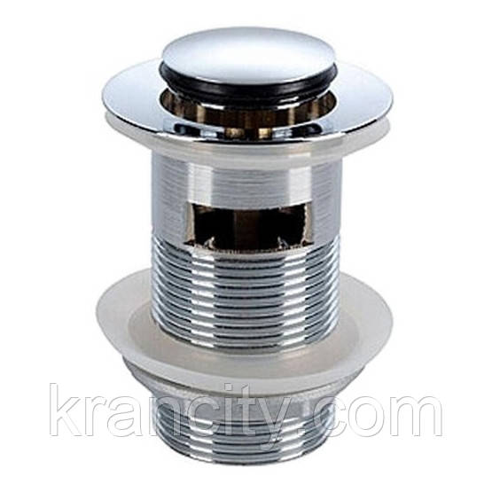 Зливний Клапан push–open KOLO (хром) (донний клапан)