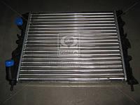 """Сделано в Голландии Радиатор охлаждения двигателя RENAULT CLIO 2, MEGANE, LOGAN 1, KANGOO 1.4/1.6 95- , NISSAN Kubisar, DACIA """"Ava"""""""