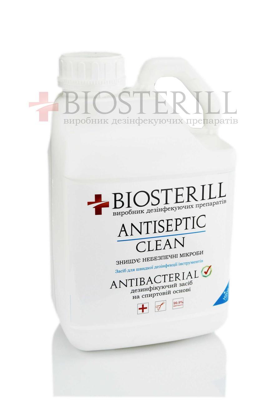 Средство для быстрой дезинфекции инструментов BIOSTERILL 5л