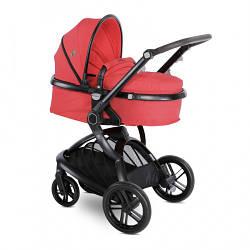 Детская коляска трансформер Lorelli Lumina (red)