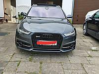 Решетка радиатора Audi A6 2014-