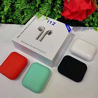 Беспроводные наушники i12 TWS (Pop Up) Интернет-магазин Гарантия 6ме