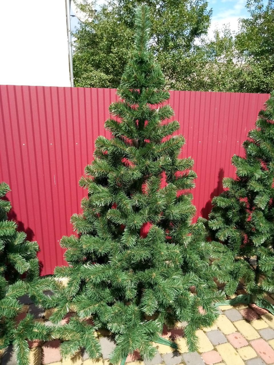 Новогодняя искусственная елка Карпатская (2,2 метра)