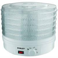 SCARLETT Сушилка для овощей и фруктов SCARLETT SC-420