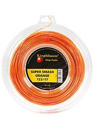 Теннисные струны Kirschbaum Super Smash Orange