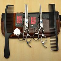 Ножницы KASHO в комплекте серебро