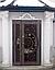 Двери входные Адамант New со стеклом полуторные серии Эталон ТМ Каскад, фото 2