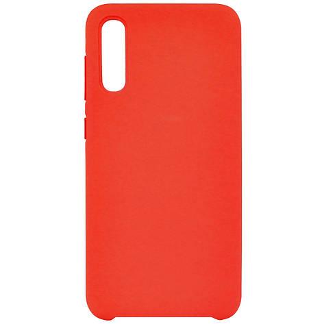Силиконовый чехол Cool Red Samsung A30s, фото 2