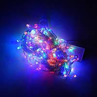 Гирлянда Нить LED 300 мульти